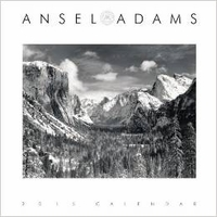 Ansel Adams 2015 Engagement/Desk Calendar<BR>