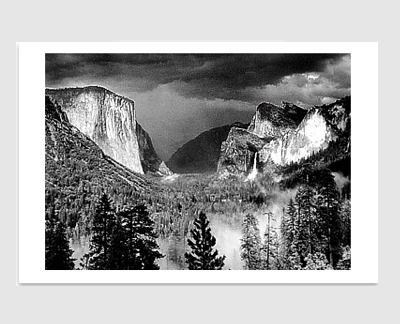 AUTUMN IN YOSEMITE - BOXED NOTECARDS