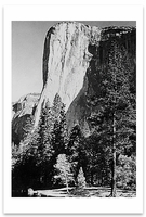 EL CAPITAN, YOSEMITE NATIONAL PARK, CA, c 1956