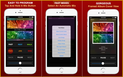 Fast Trax for iPhone