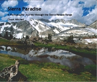 Sierra Paradise by Chuck Mitchell (Hardcover)