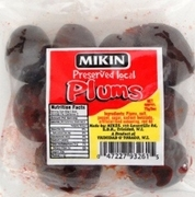 Mikin Preserved Plum