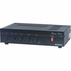 Click to enlarge: Bogen C60 60 WATT AMPLIFIER