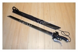 Attack On Titan Shingeki no Kyojin Sword Cosplay Prop-K-184​2-WJ
