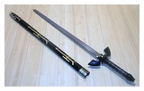 Dark Link's Sword with Hard Scabbard-4SM13-A