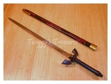 Dark Link's Sword with Hard Scabbard J-26137-D-WJ
