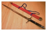 Dragonball Z <br>Trunks' Sword<br> Hard Scabbard