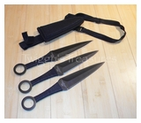 Expendables Kunai Triple Set of Throwers - UC 2772-k