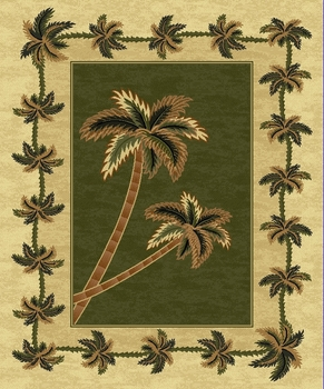 Palm Tree Rug Roselawnlutheran