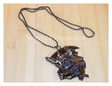 Grim Reaper Madness Necklace-PE-613