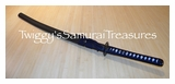 Musashi Hand Forged Practice Sword SS192BK