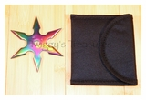 Rainbow Throwing Star-90-16C-MC