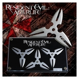 Resident Evil Afterlife Alice's Throwing Star Set MC RE002