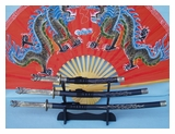 Samurai Sword Dragon Set SC4BK