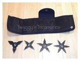 Throwing Stars 4 piece FM 431-4-MC