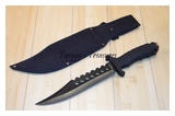 Wartech Survival Knife with Sheath-H-4825-WJ
