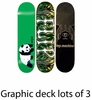 Graphic Deck Lots Of 3