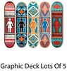 Graphic Deck Lots Of 5