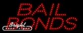 Bail Bonds LED Sign