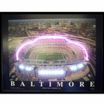 Baltimore Football Stadium Neon & LED Picture