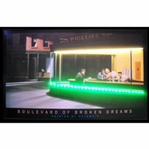Boulevard of Broken Dreams Neon & LED Picture