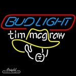 Bud Light Tim McGraw Neon Sign