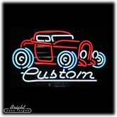 Custom Hotrod Neon Sign