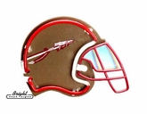 Florida State Seminoles Football Neon Helmet