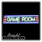 Gameroom Neon Sculpture