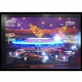 Haileys Diner Neon & LED Picture