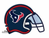 Houston Texans Neon Helmet