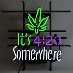 Its 4:20 Somewhere Somewhere