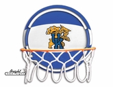 Kentucky Wildcats Neon Basketball Sign