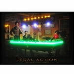 Legal Action Neon & LED Picture