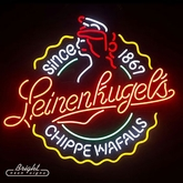 Leinenkugel Neon Beer Sign