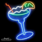 Margarita Neon Sign