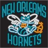 New Orleans Hornets Neon Sign