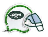 New York Jets Neon Helmet