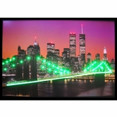 New York Skyline Neon & LED Picture