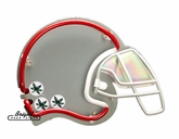Ohio State Buckeyes Football Neon Helmet