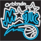 Orlando Magic Neon Sign