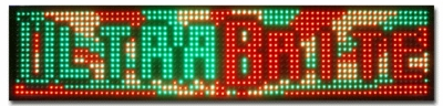Outdoor Programmable LED Sign