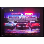 Roadside Diner Neon & LED Picture