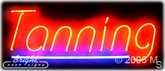 Tanning Salons Neon Sign