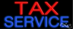 Tax Neon Signs