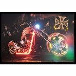 West Coast Choppers Bike Neon & LED Picture