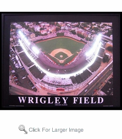 Wrigley Field Neon & LED Picture