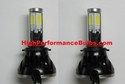 9005 (HB3) Cree LED Headlight Kit 4000 Lumen 4 LED Design