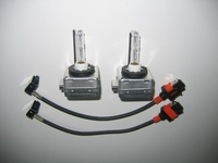 High Performance Xenon D1S HID replacement bulbs (2 bulbs)