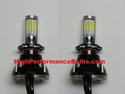 H7 Cree LED Headlight Kit 4000 Lumen 4 LED Design